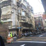台北の歓楽街、林森北路(リンセンペイルー)と中山市場をサクッと朝から散歩