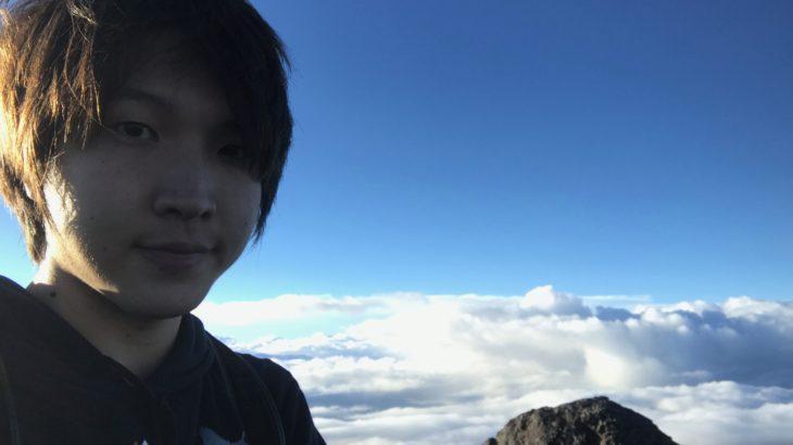 """""""その場のノリ""""で富士山に登った体験記"""