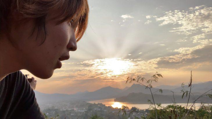 プーシーの丘の夕焼けサンセットが超おすすめ【ラオス・ルアンパバーン】