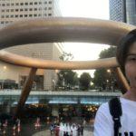 """シンガポール""""富の噴水""""の回り方"""