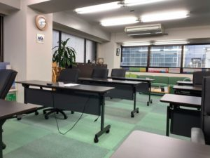 SEO検定試験東京会場4